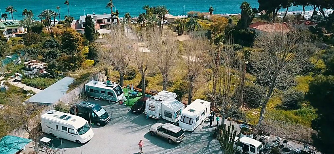 camping en altea alicante
